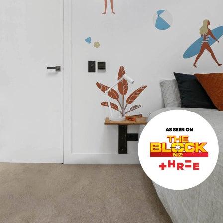 Three's The Block NZ: Kids Bedrooms