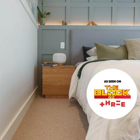 Three's The Block NZ: Master Bedrooms, Ensuites & Wardrobes