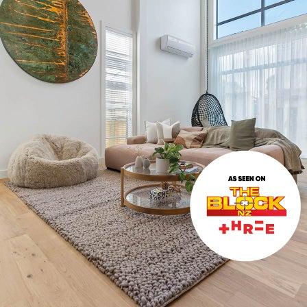 Three's The Block NZ: Living Rooms