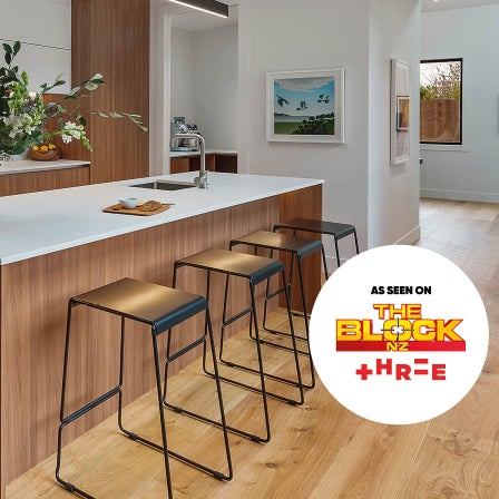 Three's The Block NZ: Kitchen & Dining Rooms