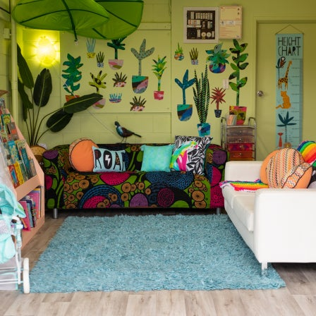 The Puna Room Project: A Safe Haven Reimagined
